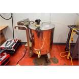 Soft Gel Gelatin Heating Tank