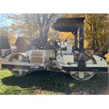 2003 Ingersoll Rand DD-130HF, Double Drum Vibratory Roller, MFG Code: SDN, SN: 173474, 4,263 Hours