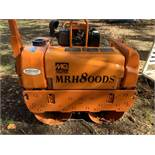 2007 Multiquip MRH800DS2 SN: P-4342 Walk-Behind Tandem Roller. Never Used