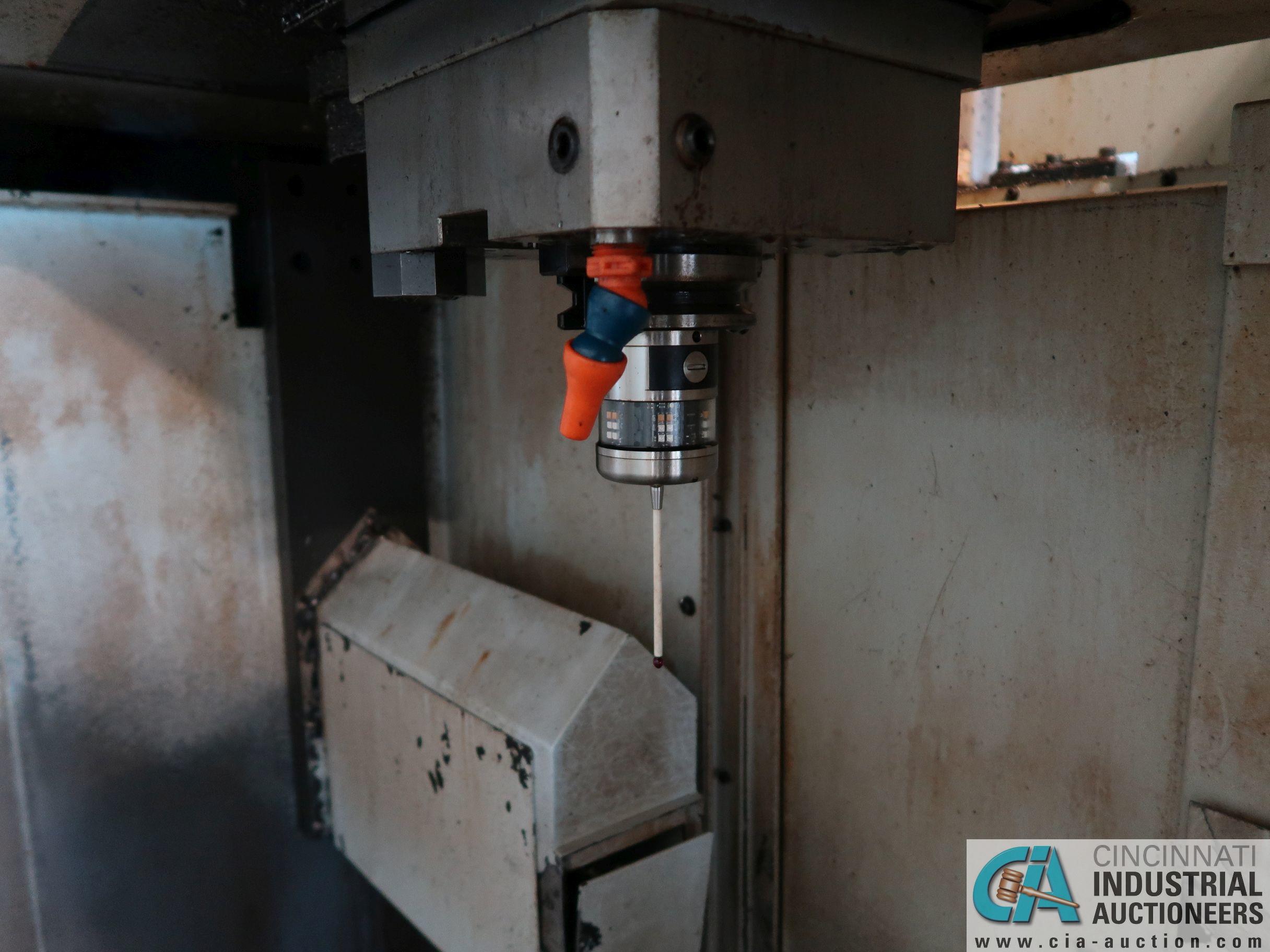 "49"" / 63"" YOU JI MODEL YV-1200ATC+C CNC VERTICAL BORING MILL W/20 HP LIVE TOOLING; - Image 20 of 25"