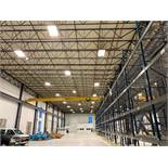 180' APPROX. CRANE RAIL & RACEWAY ** BAY A ** ANY ELECTRIC WIRING OR PIPING MUST BE DISCONNECTED IN