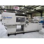 110 Ton 6.7 OZ Sumitomo SH100C Injection Molding Machine, Core pull, 2003