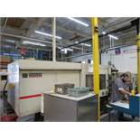 330 Ton 34 Oz. Cincinnati Powerline NT300 Electric Injection Molding Machine, Camac Xtreem NT,