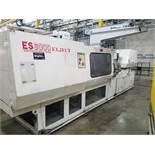 "310 Ton 28.3 Oz. Nissei ""Electric"" ES6000-71E Injection Molding Machine, NC9300T Control, 2000 ("