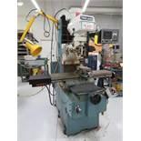 Southwestern Ind Trak TRM 2 Axis CNC Vertical Bed Mill,Prototrak MX2 2 Axis CNC control, Vise,
