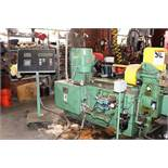 "1-1/4"" PINES 5T vertical bender, Dial-A-bend controls, 20 HP,1993"