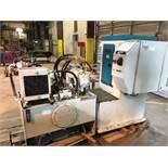 "Leistritz Polymat 70/500, Siemens Sinumerik FM357 CNC control, 2.75"" max keyway, 19."