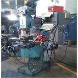 "SERVO 3000 1995 3 axis teach ctrl, 12""x48"" tbl, 3 HP, *Haas Control & Rotary Fixture Not Included*"