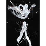 Kraus Roland (1942) Introspection : le départ – Acrylic and mixed media on canvas [...]
