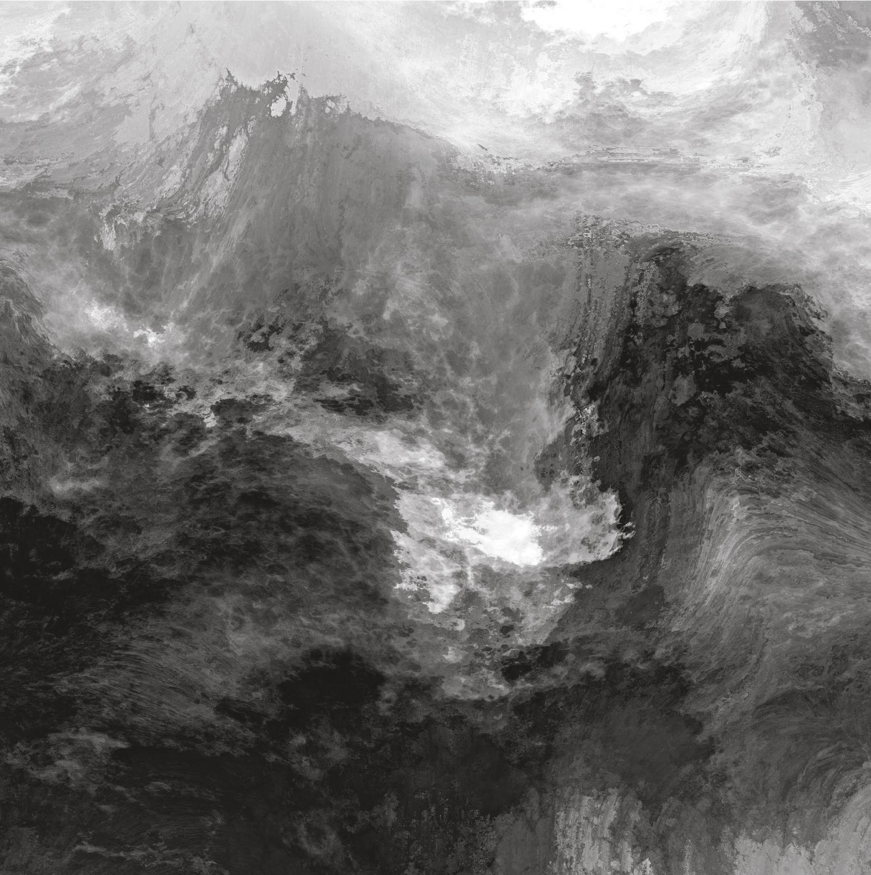 Godard Jacques (1944) Genesis PBW382, 2013 - Pixoplastie - N° 2/6 - 100 x 100 x 2 cm -