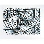 Morellet François (1926-2016) Composition abstraite, 2005 - Serigraph in colors [...]