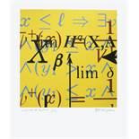 Venet Bernar (1941) Untitled, 2005 - Serigraph EA /22 - Signed lower right 50 x 40 cm -