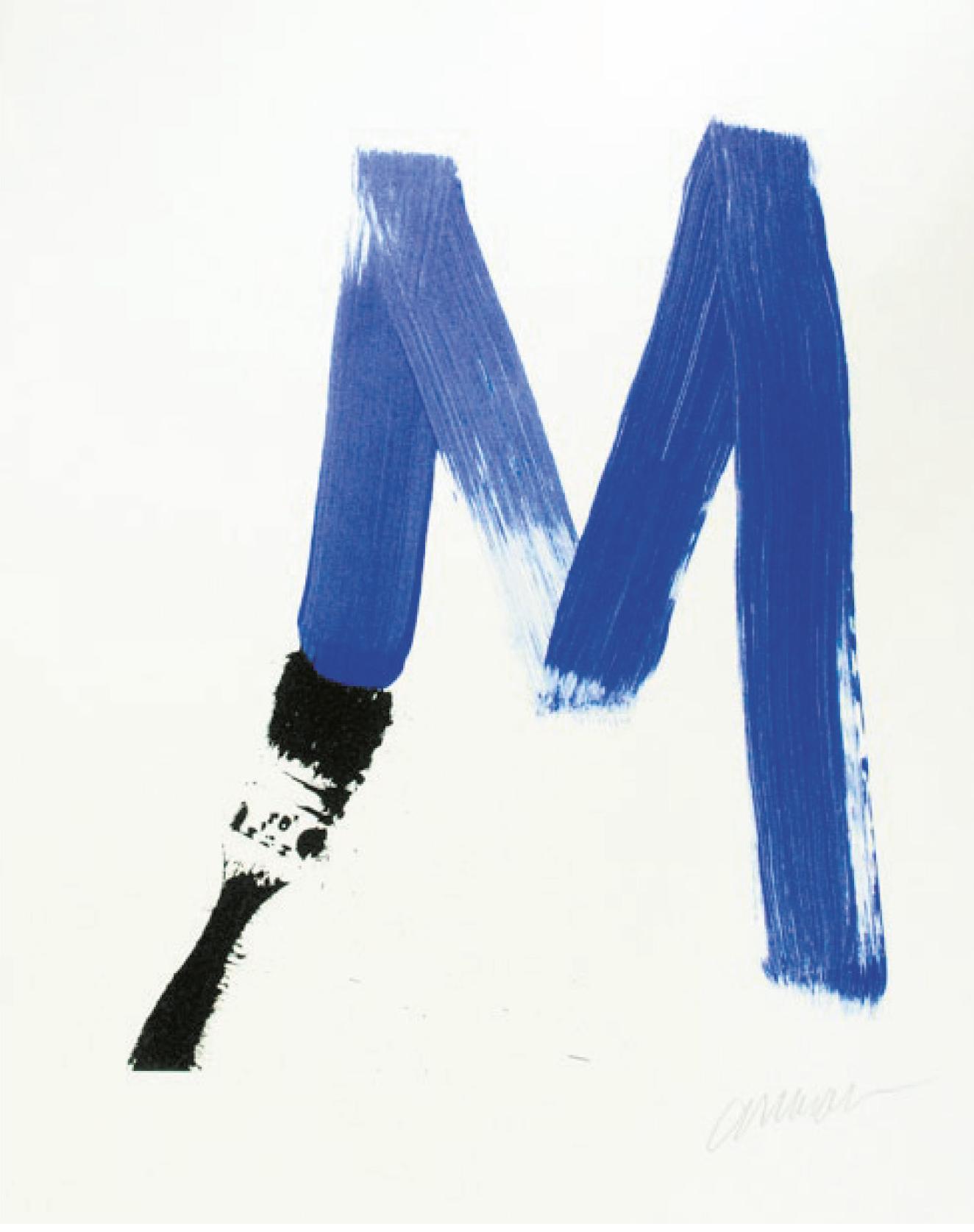 Lot 72 - ARMAN Fernandez (1928-2005) Untitled, 2005 - 50 x 40 cm - Serigraph Signed on lower [...]