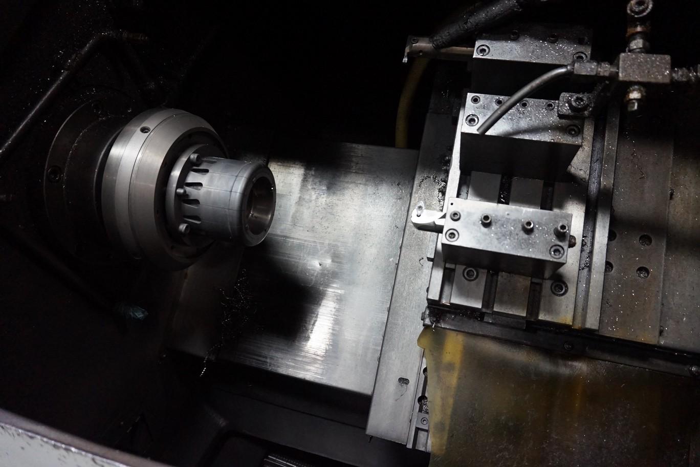 Yang CNC Lathe c/w Fanuc Series 0-TD Controller - Image 3 of 5