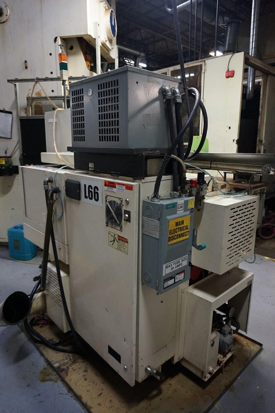 Takamatsu Model MT CNC Lathe 200/220V c/w Transformer (L66) - Image 6 of 7