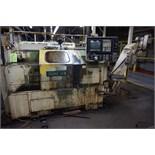 Okuma Model LB15 CNC Lathe 220/440V c/w Chip Conveyor, Transformer