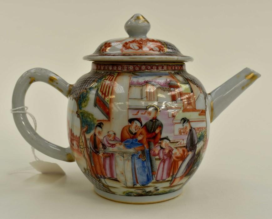 Lot 1006 - Chinese teapot