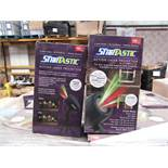 | 10X | STARTASTIC ACTION LASER PROJECTORS | UNCHECKED AND BOXED | NO ONLINE RE-SALE | SKU