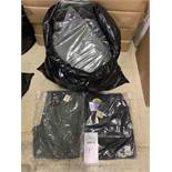 30 Magnum Tactical Pants, Performance Wear, Navy and Green Variations, Retail $600++