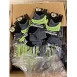 250+ packs of New Socks, Wrightsock Multisport, Double Layer, Gray/Black