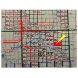 """Parcel 1 SW26-101-17-W5M This Parcel comes with """"Andrew Wiebes' Cabin"""" Inc (1) Double Bunked"""