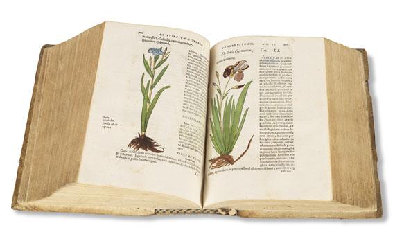 Lot 31 - Hieronymus Bock De stirpium, maxime earum, quae in Germania nostra nascuntur .. commentariorum libri