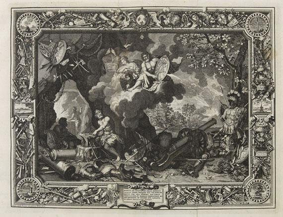 Lot 47 - André Felibien Tapisseries du Roy .. Königliche Französische Tapezereyen, oder überaus schöne Sinn-