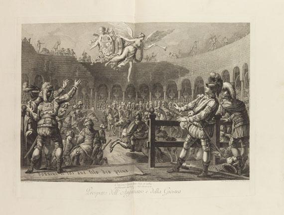 Lot 46 - Bodoni Descrizione delle feste celebrate in Parma l'anno MDCCLXIX per le auguste nozze di sua