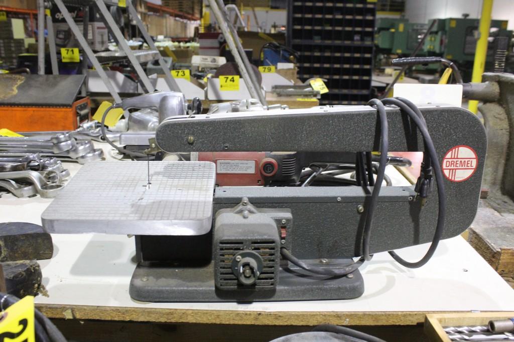 MOTO-SHOP 57-2 SCROLL SAW - Image 2 of 2
