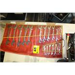 FAIRMOUNT OPEN END WRENCH SET