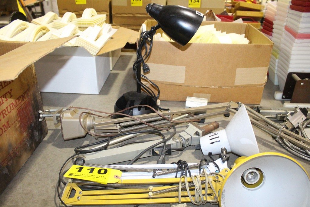 (5) ASSORTED INSPECTION LAMPS