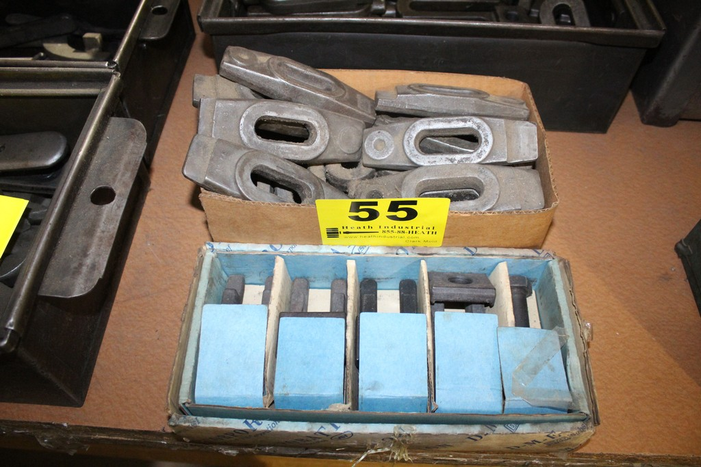 Lot 55 - ASSORTED HEAVY DUTY HOLD DOWNS