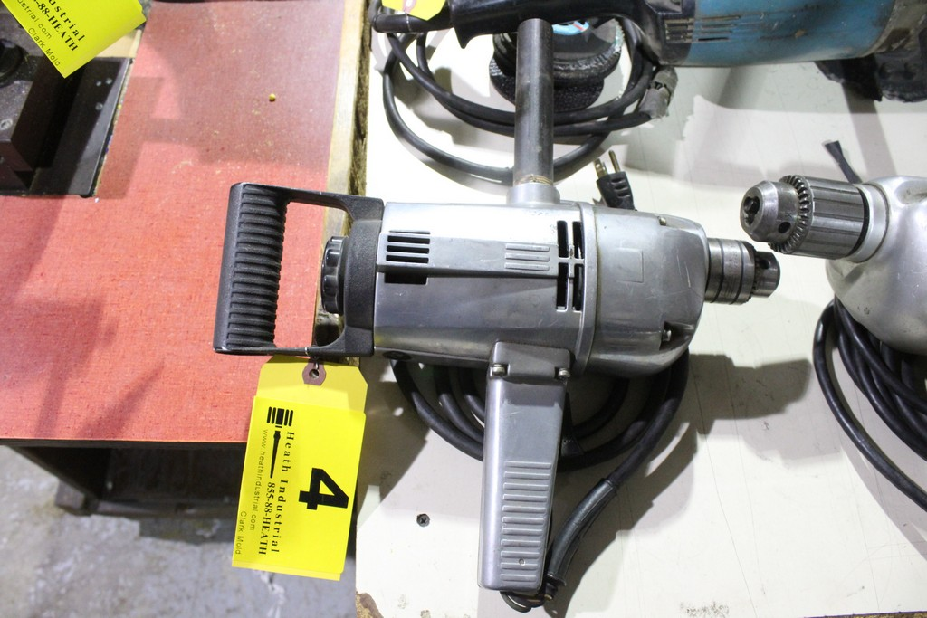 """THOR 1419R 1/2"""" ELECTRIC SPEED DRILL"""