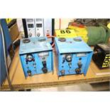 (2) DME PFC5A CONTROL BOXES