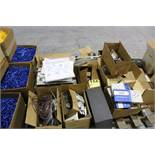 ASSORTED WALL TILE KITS AND ASSORTED CONTENTS ON SKID