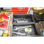 MACHINE WRENCHES AND SPANNER WRENCHES IN (2) BINS