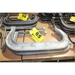 (2) ARMSTRONG 78-442 HEAVY DUTY C CLAMPS