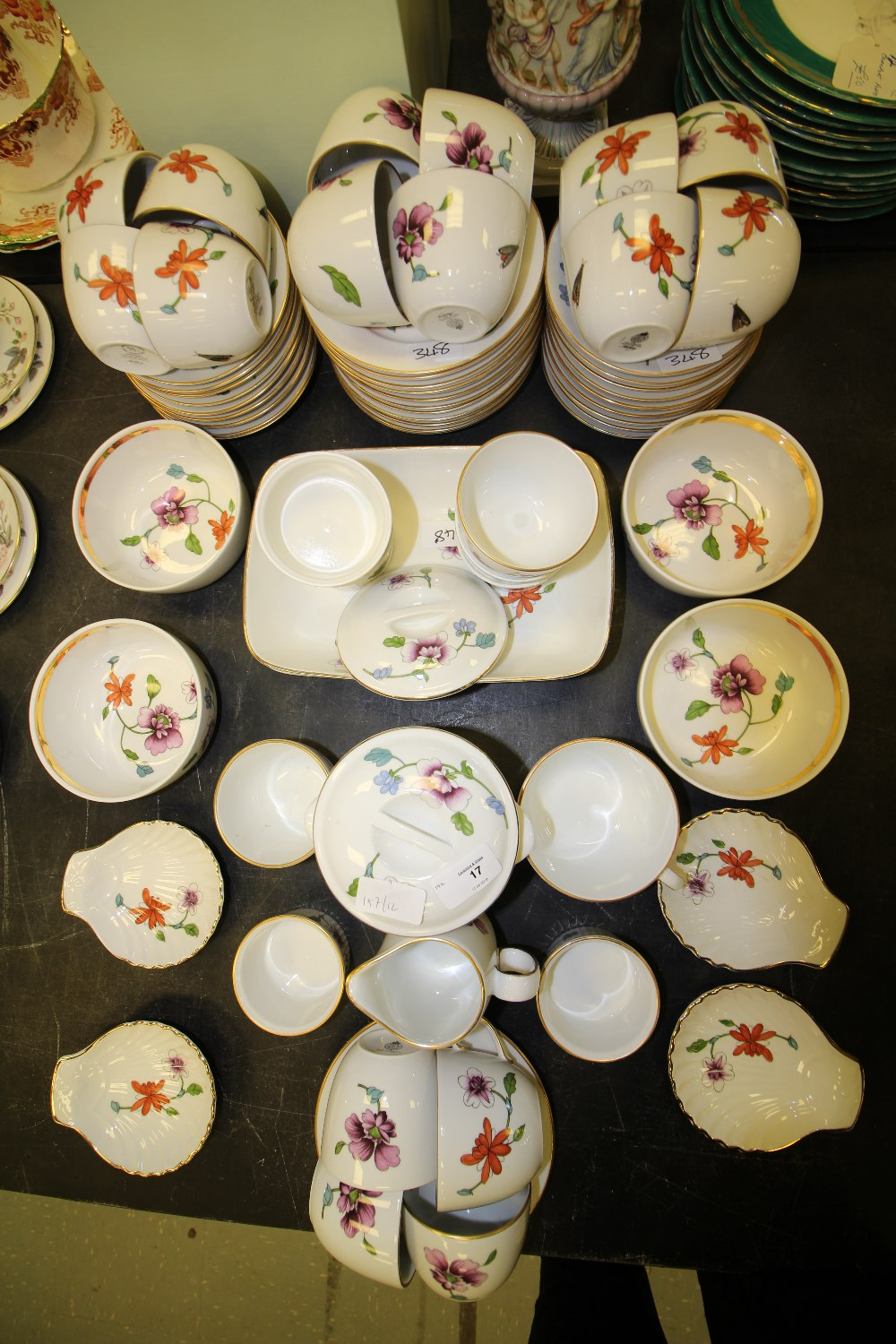 Lot 17 - Quantity of assorted Astley Royal Worcester China