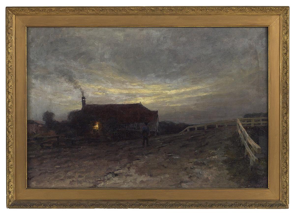 Lot 33 - Jan Wijsmuller (Dutch, 1855-1925)