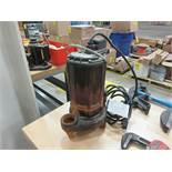 LIBERTY PUMPS 1/2 HP SUMP PUMP, MODEL: 287, 115V