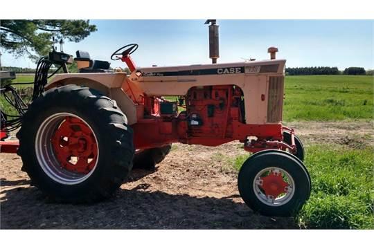 Case Comfort King : Case comfort king gas tractor