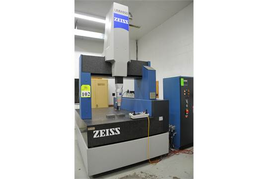 zeiss coordinate measuring machine pdf