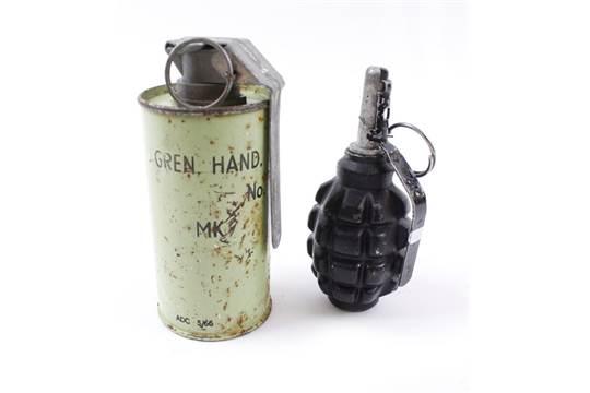 Russian hand grenade