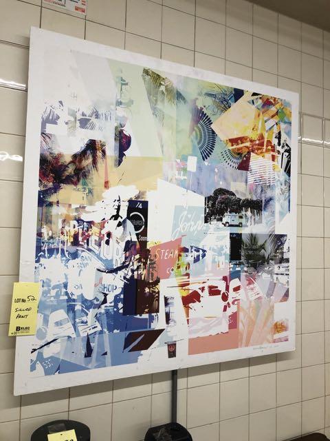 Lot 52 - Art - signé -