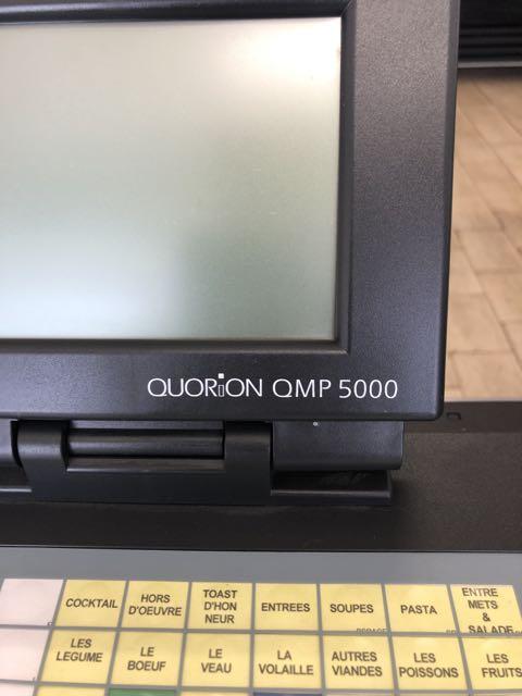 Lot 23 - Système POS QUORION # QMP 5000