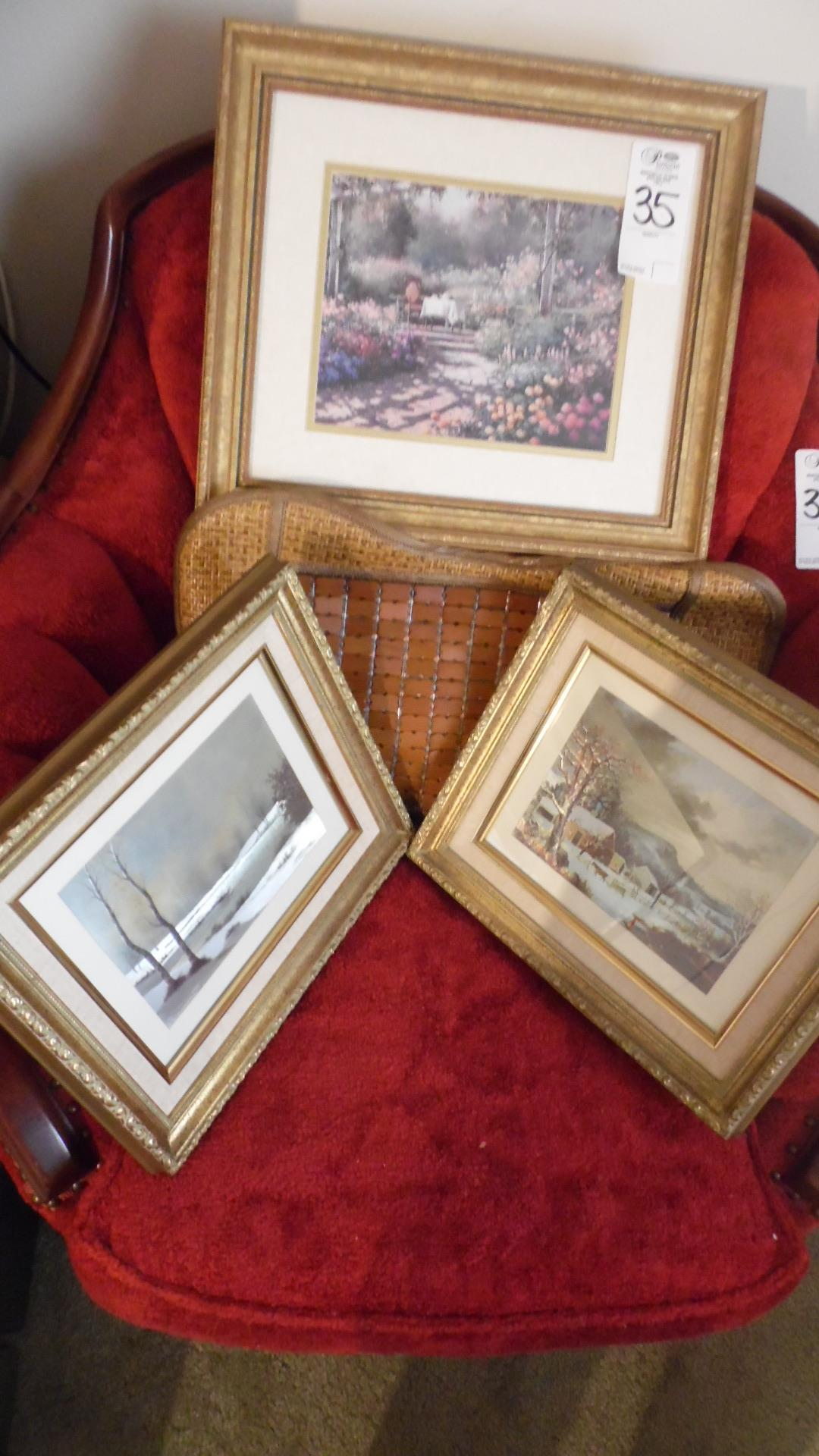 Lot 35 - ASSORTED PICTURES