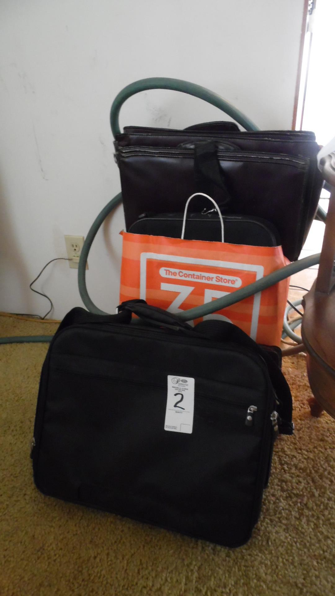 Lot 2 - ASSORTED BRIEFCASES