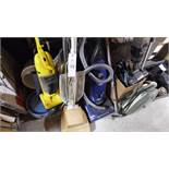 ASSORTED VACUUMS