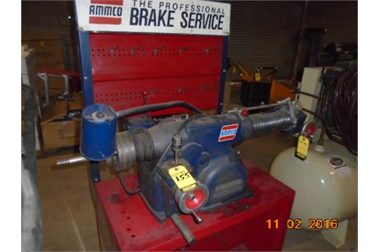Ammco Brake Lathe >> Ammco Brake Lathe Sn 14916 This Is A Bankruptcy Asset No Buyers