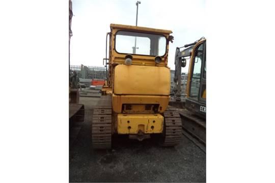 CATERPILLAR 951 Traxcavator steel tracked loading shovel